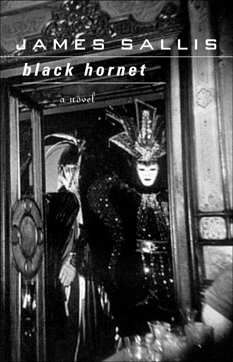 Cover for the US reissue of Black Hornet