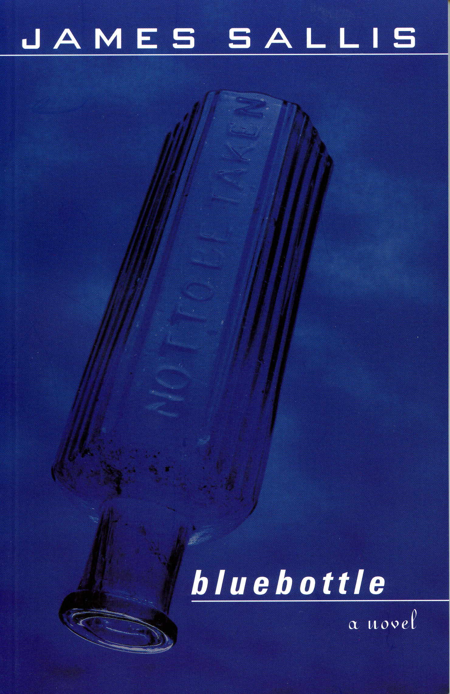 Cover for the US reissue of Bluebottle
