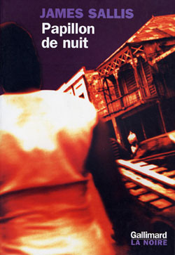 Cover for the French edition of Moth