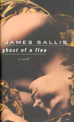 Cover for the US issue of Ghost of a Flea